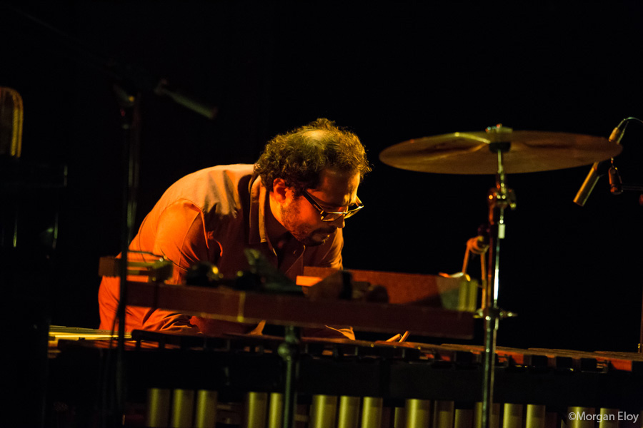 Marin en concert au Bijou